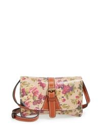Patricia Nash | Multicolor 'Torri' Italian Leather Crossbody Bag | Lyst