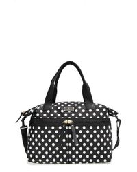 kate spade new york | Black 'clark Court - Courtlyn' Nylon Tote | Lyst