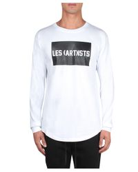 LES (ART)ISTS - Natural Dream Team Cotton T-shirt for Men - Lyst