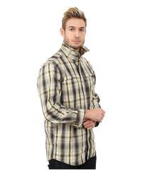 Carhartt | Brown Force Mandan Plaid Long Sleeve Shirt for Men | Lyst