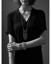 Jenny Bird - Metallic Illumina Bracelet - Lyst