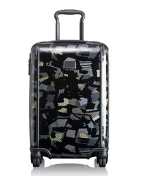 Tumi - Black Tegra-lite Camo International Carry-on for Men - Lyst