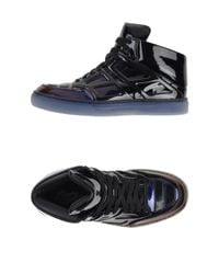 Alejandro Ingelmo - Black High-Tops & Trainers - Lyst