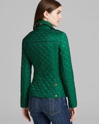 Burberry - Green Brit Kencott Jacket - Lyst
