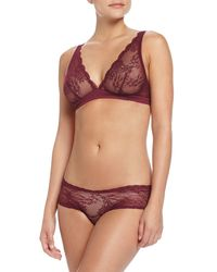 Cosabella - Purple Trenta Low-rise Hotpants - Lyst
