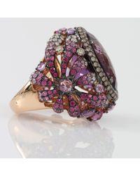 Wendy Yue - Purple Amethyst Ring - Lyst