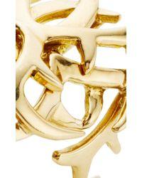Ana Khouri | Metallic Arachnid 18k Gold Ring | Lyst