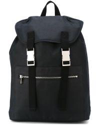 A.P.C. - Black 'jamie' Backpack for Men - Lyst