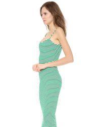 Torn By Ronny Kobo - Green Alona Dress - Lyst