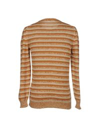 Massimo Alba - Brown Jumper for Men - Lyst