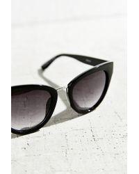Urban Outfitters - Gray Traveler Cat-eye Sunglasses - Lyst