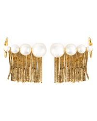 Ca&Lou | Metallic 'inez' Earrings | Lyst