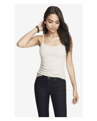 Express | Natural Berry Best Loved Bra Cami | Lyst