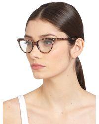 Tom Ford - Catseye Acetate Eye Glasses - Lyst