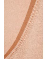 Iris & Ink - Pink Vanessa Cashmere Sweater - Lyst