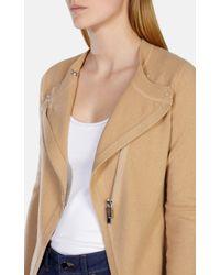 Karen Millen - Brown Ltd Edition Cashmere Cardigan - Lyst