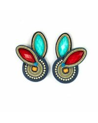 Dori Csengeri | Multicolor Aventure Earrings, Button | Lyst