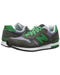 New Balance - Green Ml565 for Men - Lyst