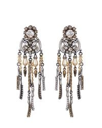 Erickson Beamon | Metallic Hunger Boho Earrings | Lyst