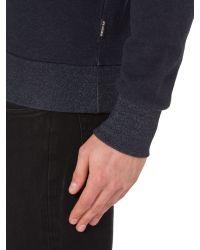 Ben Sherman - Blue Original 1963 Print Crew Neck Sweatshirt for Men - Lyst