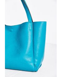 Silence + Noise - Blue Modern Tote Bag - Lyst