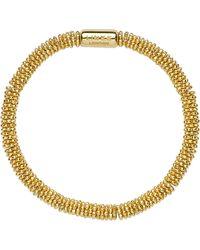 Links of London | Metallic Effervescence 18ct Gold Vermeil Xs Star Bracelet | Lyst