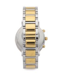 kate spade new york - Metallic Gramercy Two Tone Watch - Two Tone - Lyst