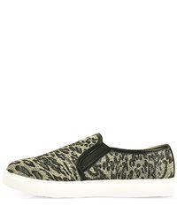 J/Slides - Gray Slip On Sneaker - Lyst