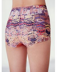 Free People | Multicolor Fp Movement + Onzie Womens Chakra Short | Lyst