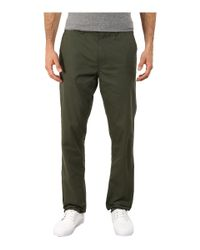 Hurley - Green Dri-fit Chino Pant for Men - Lyst