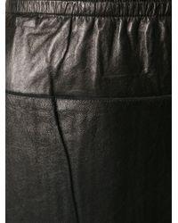 3.1 Phillip Lim - Black High Waisted Pencil Skirt - Lyst