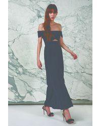 Keepsake   Black Confession Maxi Dress   Lyst
