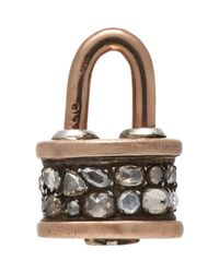 Sevan Biçakci | Metallic Handbag Lock Charm | Lyst