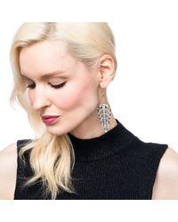 Lulu Frost - Brown Demeter Earring - Lyst