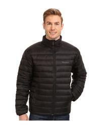 Marmot   Black Zeus Jacket for Men   Lyst