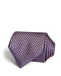 Canali | Blue Micro Neat Classic Tie for Men | Lyst