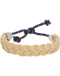 Miansai | Natural Nantucket Bracelet for Men | Lyst