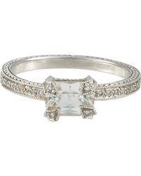 Cathy Waterman | Metallic Sapphire Ring | Lyst