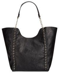 INC International Concepts - Black Salli Shopper - Lyst