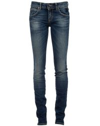 Roy Rogers - Blue 'Andy' President'S Denim Jean - Lyst