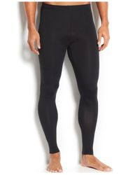 Weatherproof | Black 32 Degrees Cool Athletic Men's Base Layer Pants for Men | Lyst
