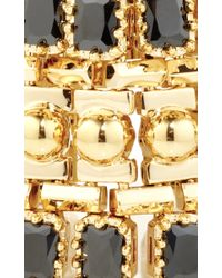Eddie Borgo - Metallic Dome Estate Cuff Gold - Lyst