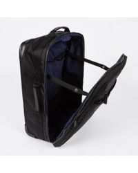 Paul Smith - Men's Black Business Suitcase for Men - Lyst