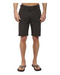 Billabong | Gray Crossfire X Hybrid Short for Men | Lyst