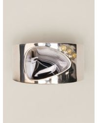 Kelly Wearstler | Metallic 'savoy' Cuff | Lyst