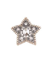 Lanvin | Metallic Elsie Crystal Star Brooch | Lyst