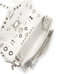 Proenza Schouler - White Ps1 Tiny Grommeted Tote - Lyst