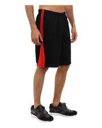 PUMA | Black 3/4 Jogger Pants for Men | Lyst