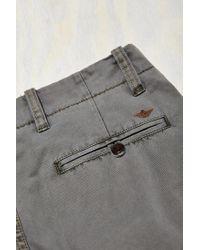 Dockers - Gray Alpha Washed Khaki Slim Pant for Men - Lyst