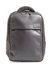 Lipault | Black Computer Backpack for Men | Lyst